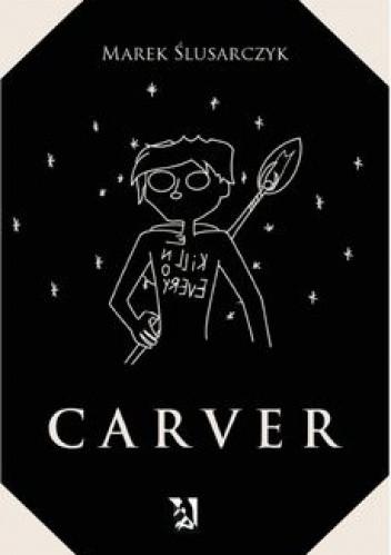 Okładka książki Carver