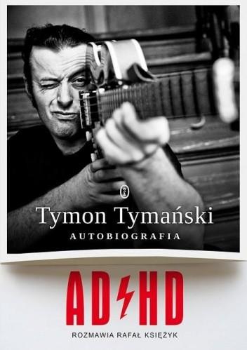Okładka książki ADHD