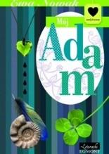 Okładka książki Mój Adam