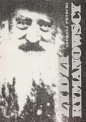 Okładka książki Żydzi Rymanowscy