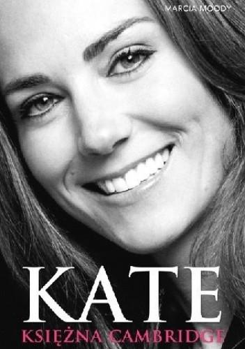 Okładka książki Kate. Księżna Cambridge