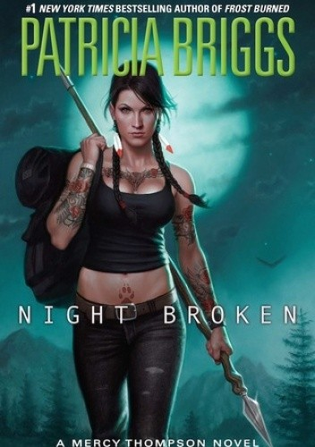 Okładka książki Night Broken