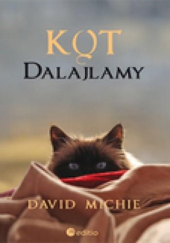 Okładka książki Kot Dalajlamy