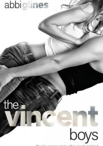 Okładka książki The Vincent Boys