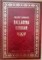 Balladyna, Kordian