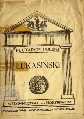 Okładka książki Walerjan Łukasiński. Szkic biograficzny
