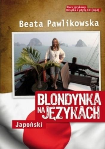 Okładka książki Blondynka na językach. Japoński