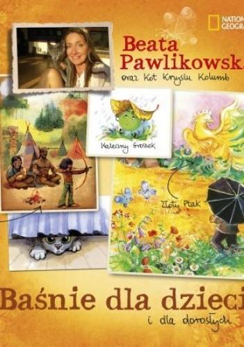 Okładka książki Baśnie dla dzieci i dorosłych