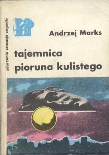 Okładka książki Tajemnica pioruna kulistego