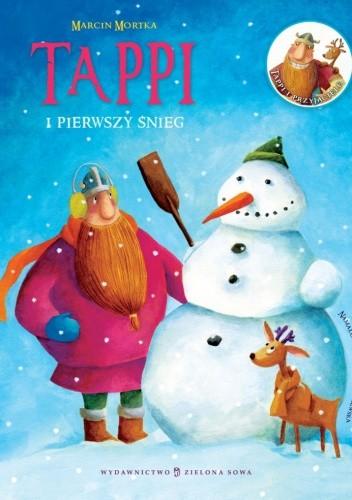Okładka książki Tappi i pierwszy śnieg