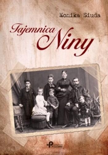 Okładka książki Tajemnica Niny