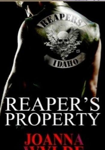 Okładka książki Reaper's Property
