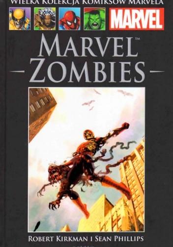 Okładka książki Marvel Zombies