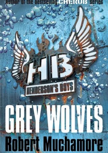 Okładka książki Grey Wolves
