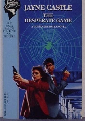 Okładka książki The Desperate Game
