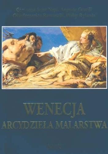 Okładka książki Wenecja