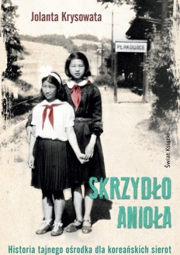 Okładka książki Skrzydło Anioła