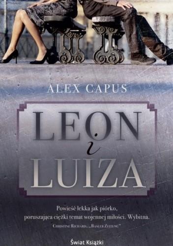 Okładka książki Leon i Luiza
