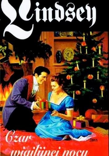 Okładka książki Czar wigilijnej nocy
