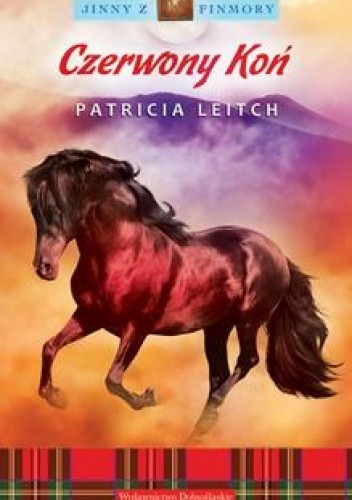 Okładka książki Czerwony Koń