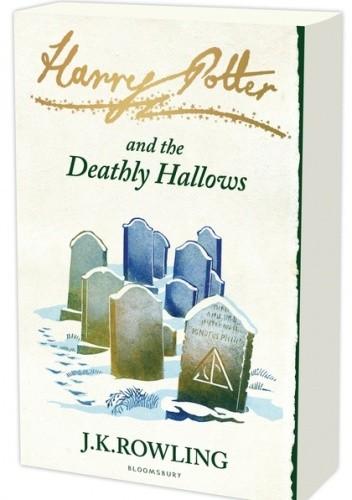 Okładka książki Harry Potter and the Deathly Hallows