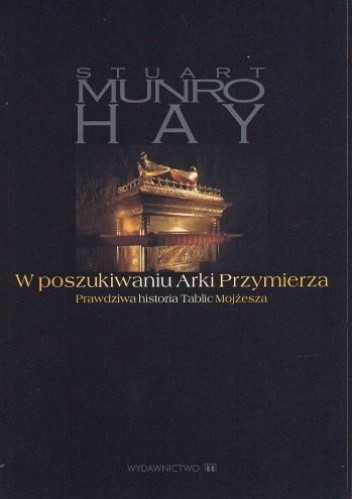 Okładka książki W poszukiwaniu Arki Przymierza