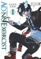 Ao No Exorcist 1