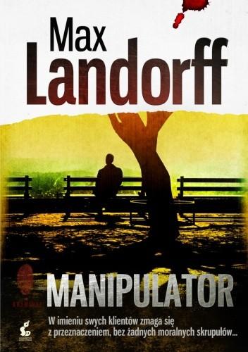 Okładka książki Manipulator