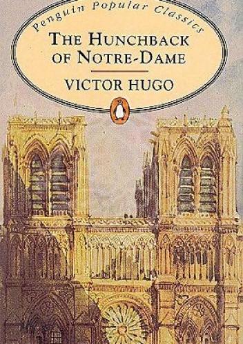 Okładka książki The Hunchback of Notre-Dame