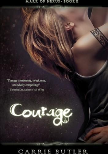 Okładka książki Courage