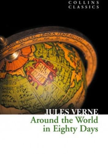 Okładka książki Around the World in 80 Days
