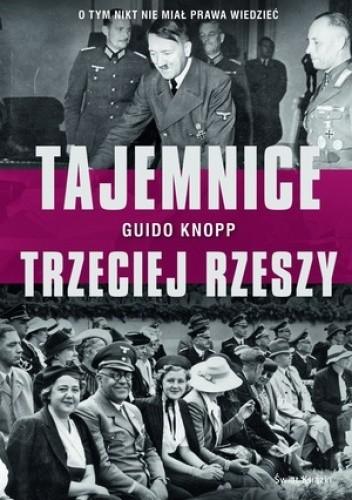Okładka książki Tajemnice Trzeciej Rzeszy