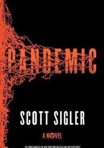 Okładka książki Pandemic