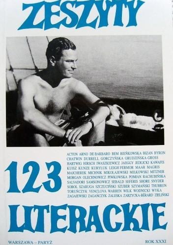 Okładka książki Zeszyty Literackie nr 123 (3/2013)