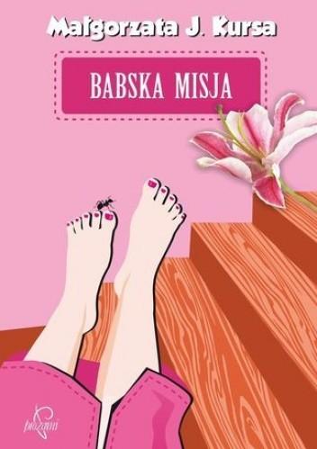 Okładka książki Babska misja