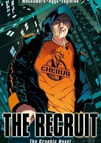 Okładka książki The Recruit: Graphic Novel