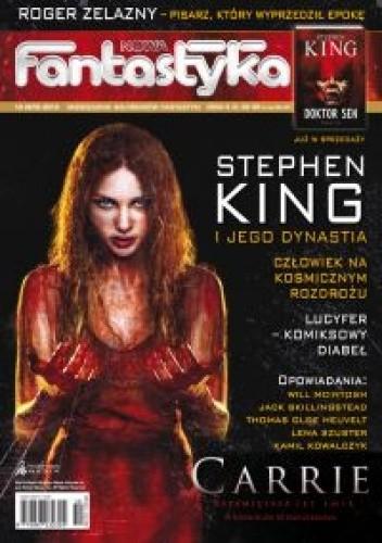 Okładka książki Nowa Fantastyka 373 (10/2013)