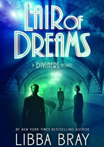 Okładka książki Lair of Dreams