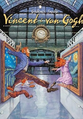 Okładka książki Vincent i Van Gogh