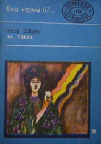 Okładka książki As trefl