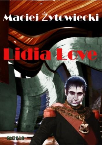 Okładka książki Lidia Love
