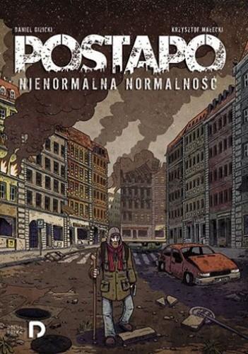 Okładka książki Postapo #1: Nienormalna normalność