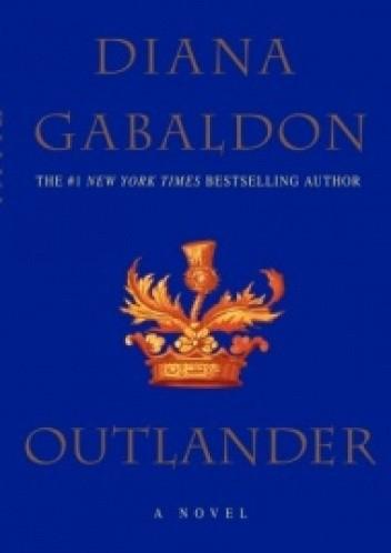 Okładka książki Outlander