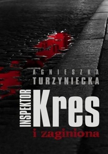 Okładka książki Inspektor Kres i zaginiona