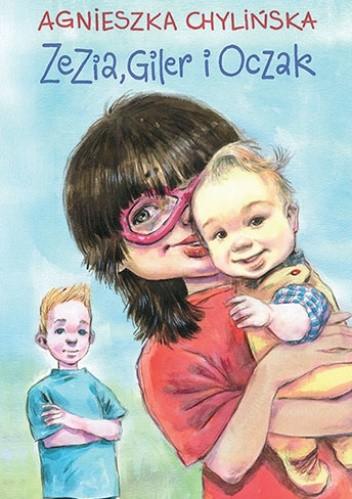 Okładka książki Zezia, Giler i Oczak