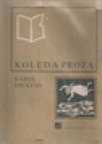 Okładka książki Kolęda prozą, czyli opowieść wigilijna o duchu