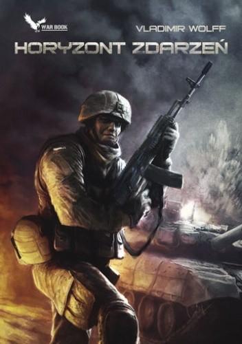 Okładka książki Horyzont zdarzeń
