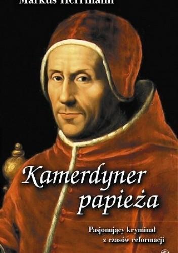 Okładka książki Kamerdyner papieża