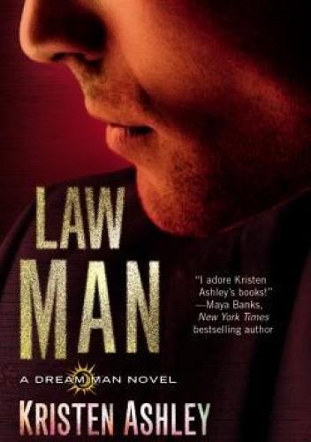 Okładka książki Law Man