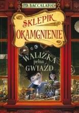 Okładka książki Walizka pełna gwiazd